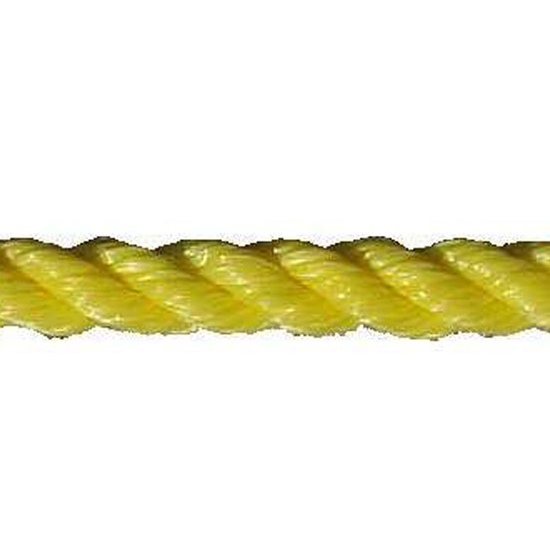 3-Strand Twisted Polypropylene