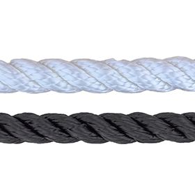 3-Strand Twisted Nylon