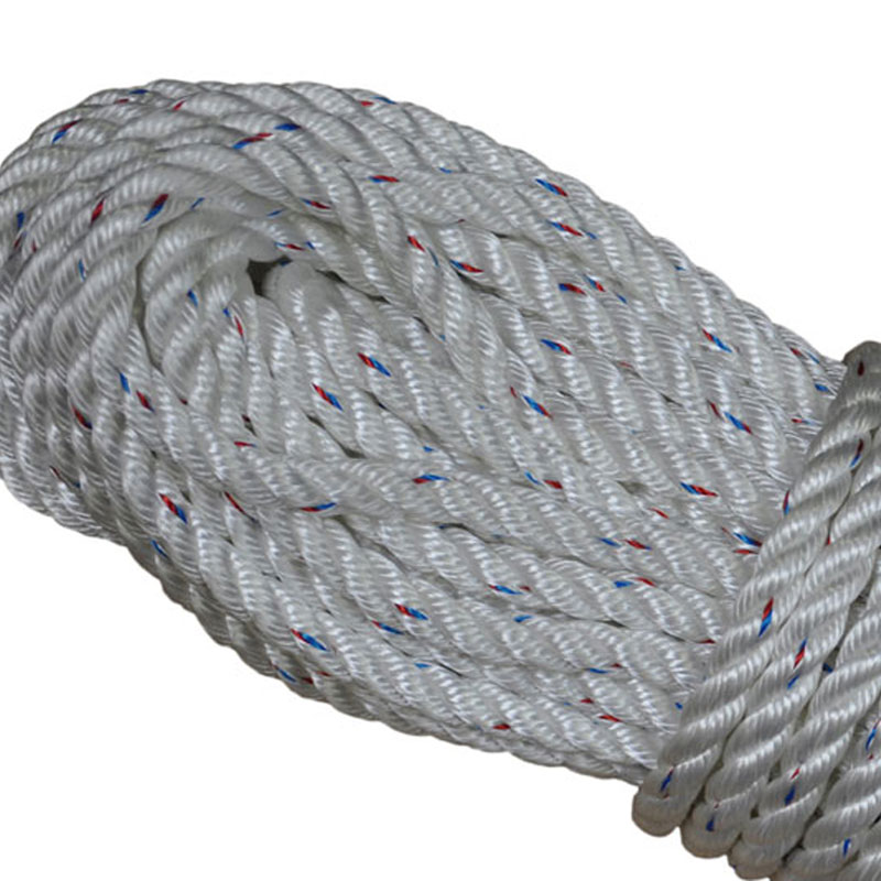 High Strength 3-Strand Twisted Composite