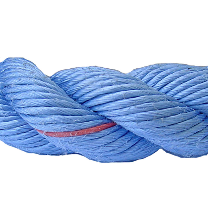 High Strength 3-Strand Twisted Co-Polymer