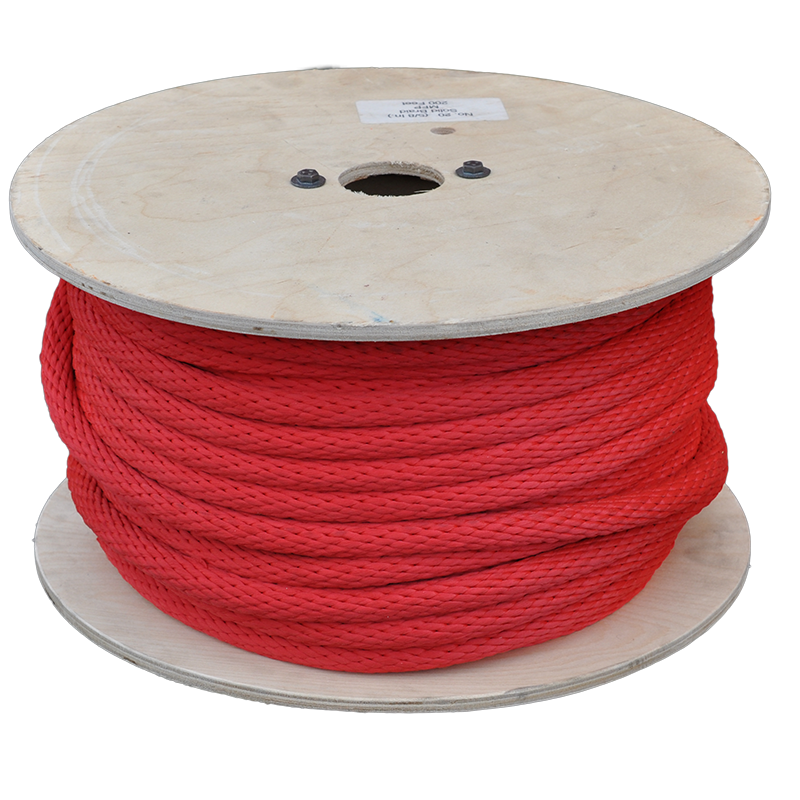 Solid Braid Multifilament Polypropylene