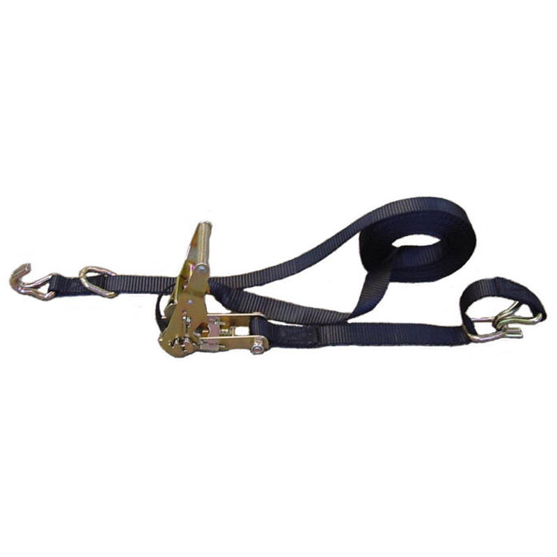 ratchet strap with hooks