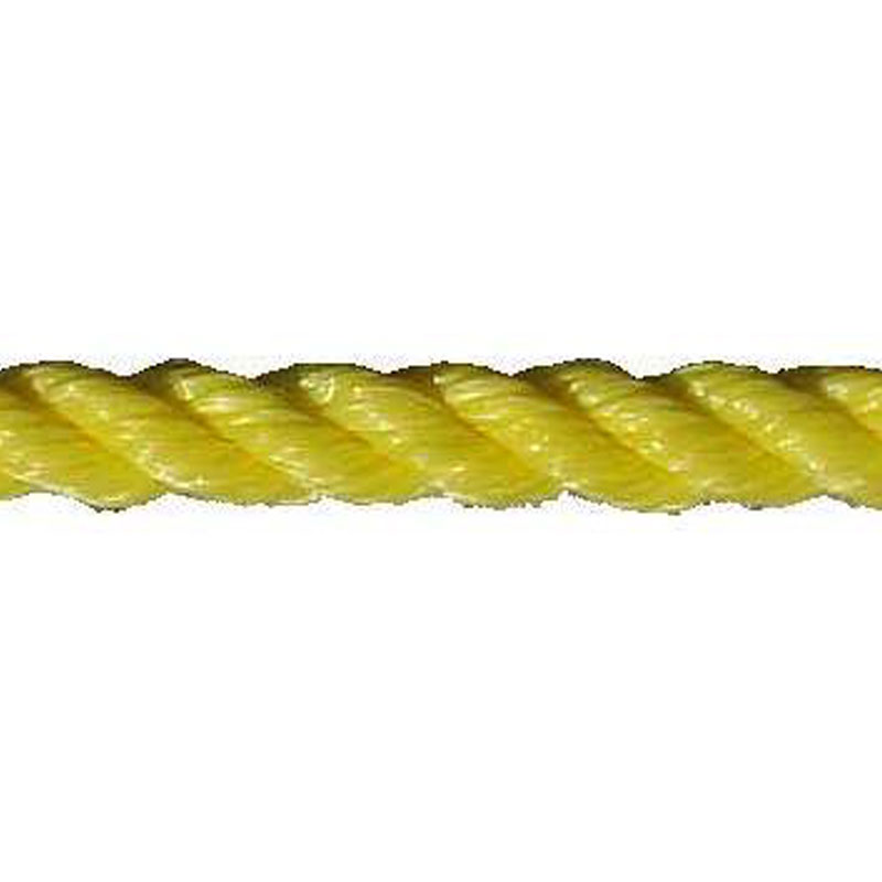 3-Strand Twisted Polypropylene -AG3STP